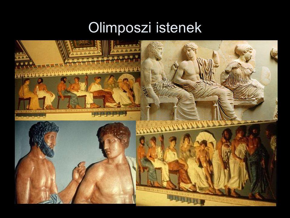 Olimposzi istenek