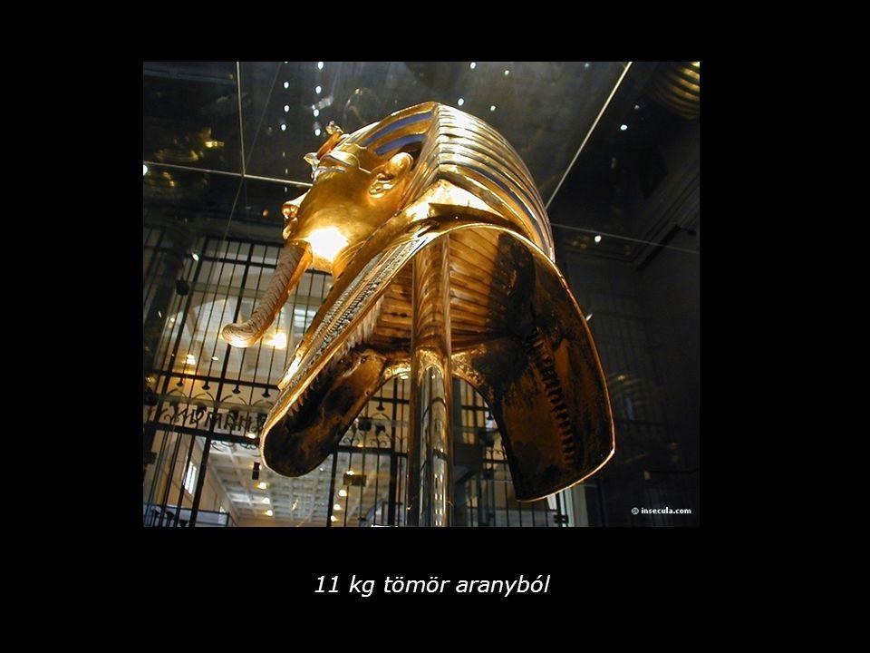 11 kg tömör aranyból