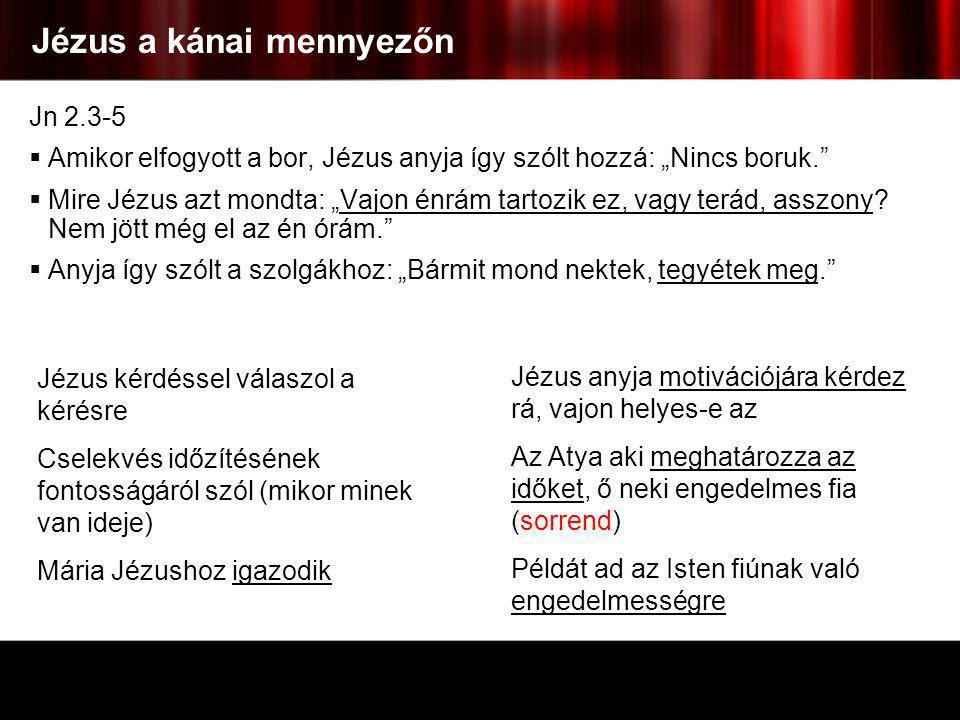 Jézus a kánai mennyezőn
