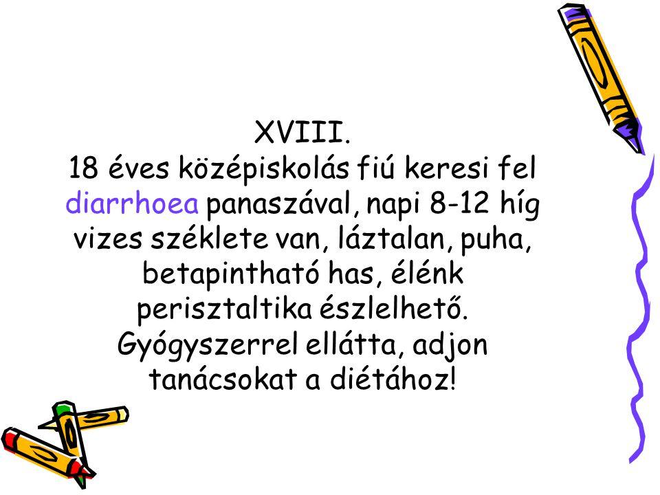 XVIII.