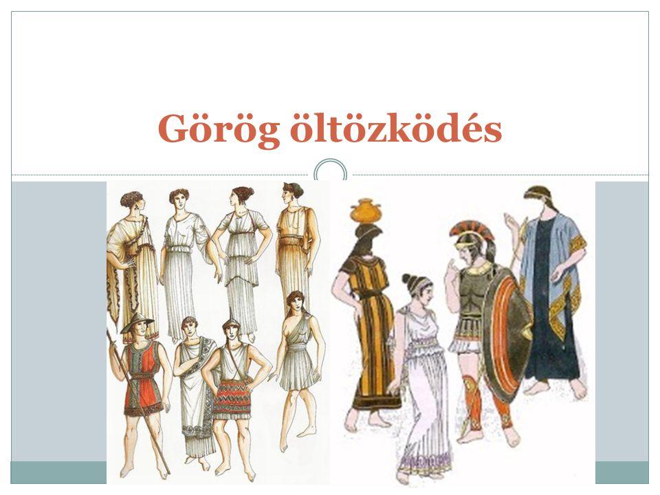Görög öltözködés