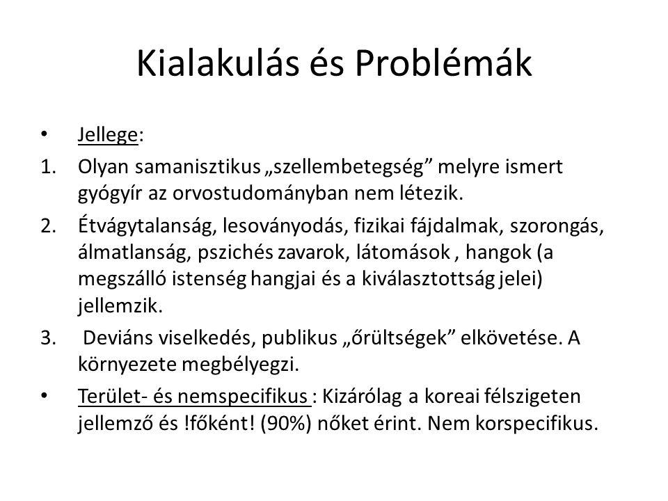 Kialakulás és Problémák