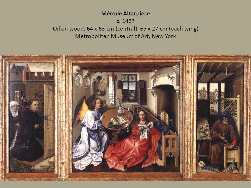 Mérode Altarpiece c.