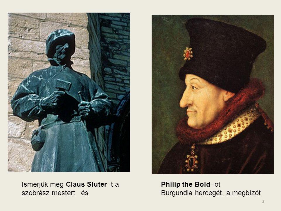 Ismerjük meg Claus Sluter -t a szobrász mestert és