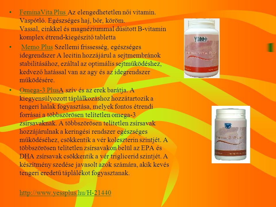 FeminaVita Plus Az elengedhetetlen női vitamin. Vaspótló
