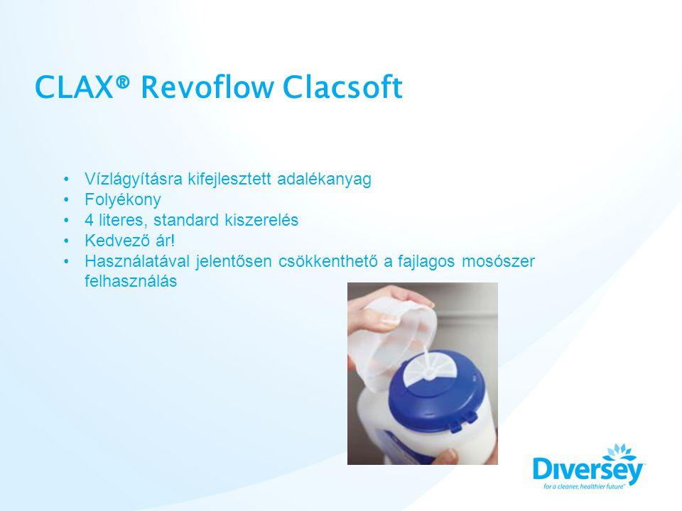 CLAX® Revoflow Clacsoft