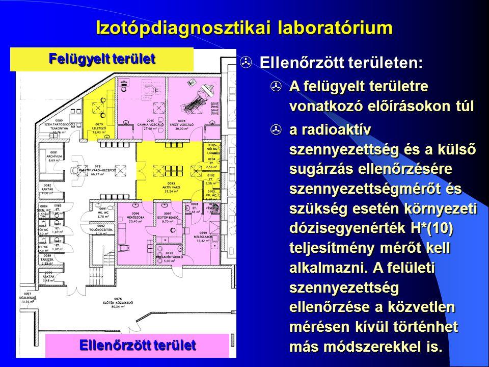 Izotópdiagnosztikai laboratórium