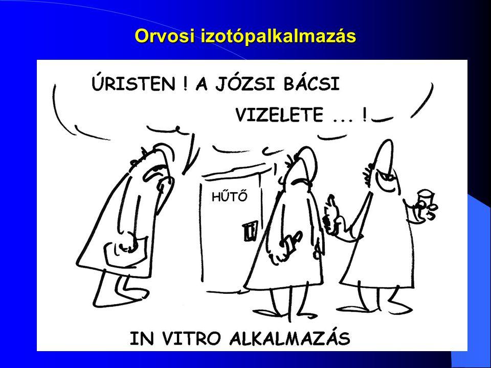 Orvosi izotópalkalmazás