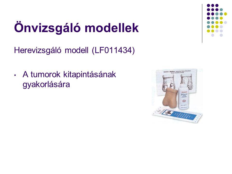 Önvizsgáló modellek Herevizsgáló modell (LF011434)