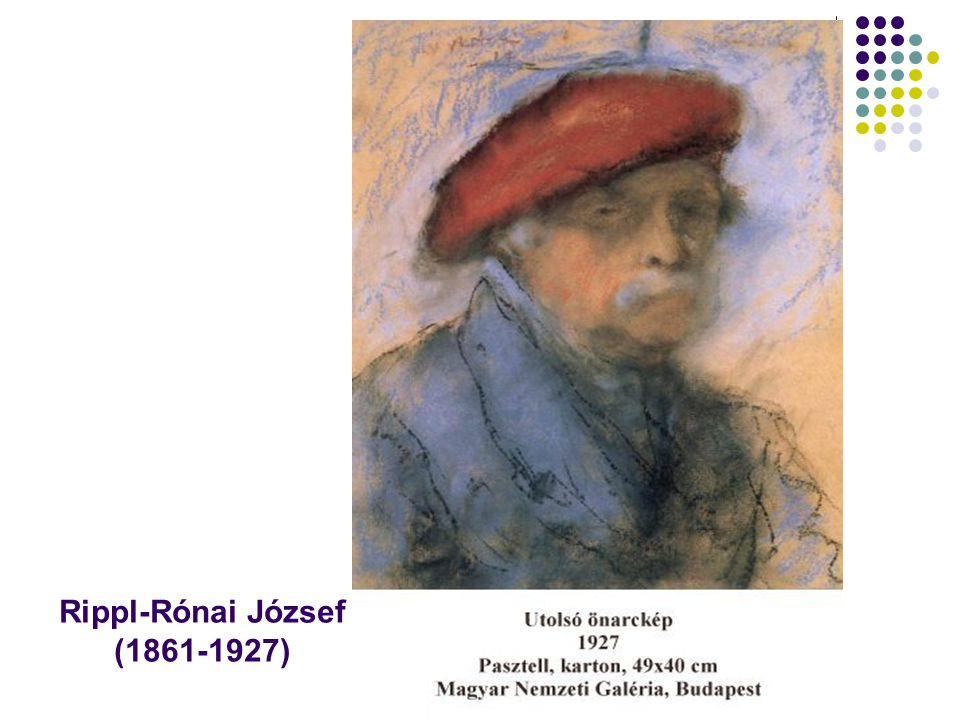Rippl-Rónai József (1861-1927)