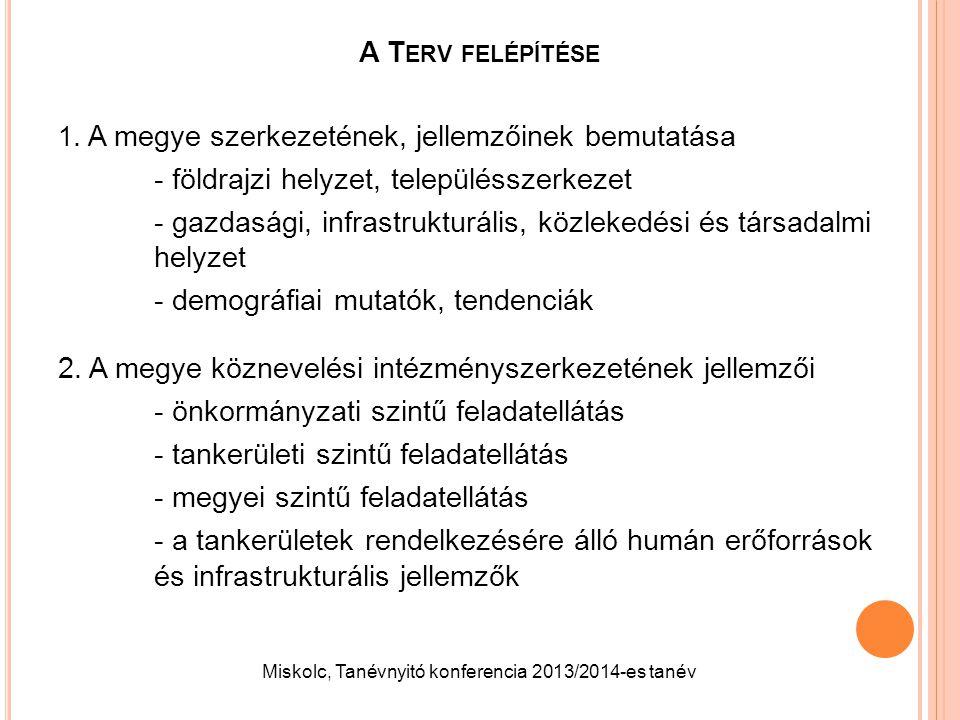 Miskolc, Tanévnyitó konferencia 2013/2014-es tanév