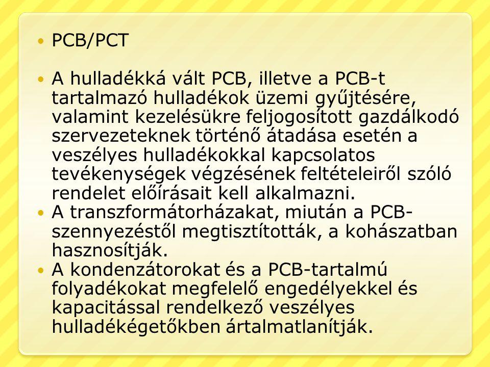 PCB/PCT