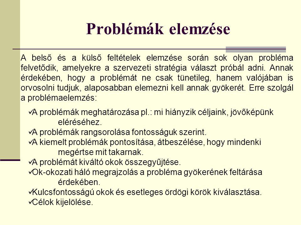 Problémák elemzése
