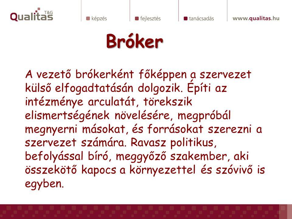 Bróker