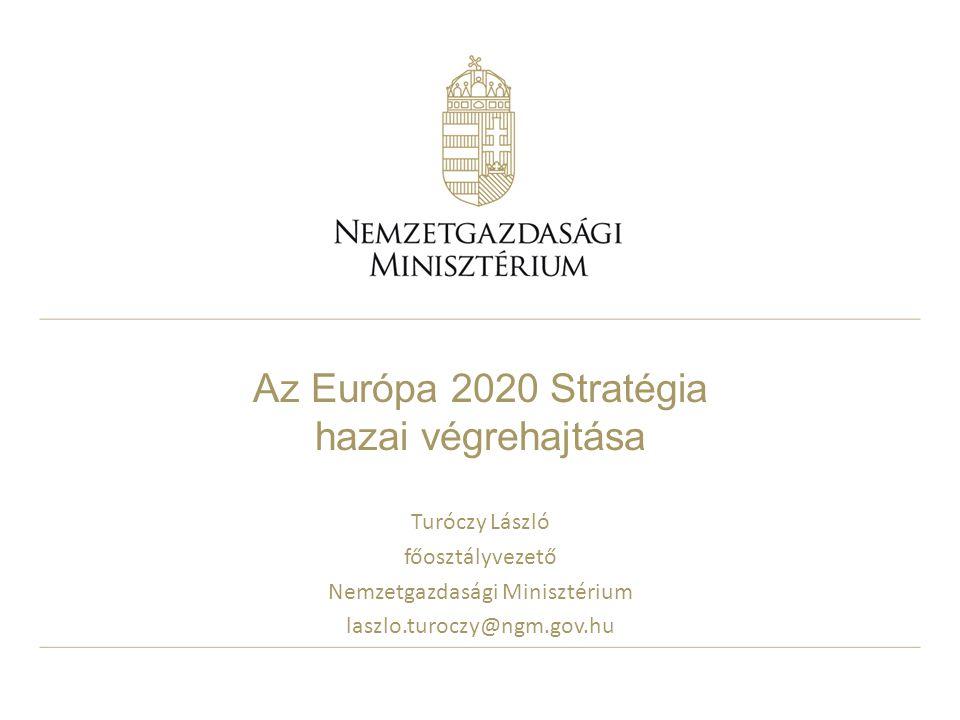 Az Európa 2020 Stratégia hazai végrehajtása