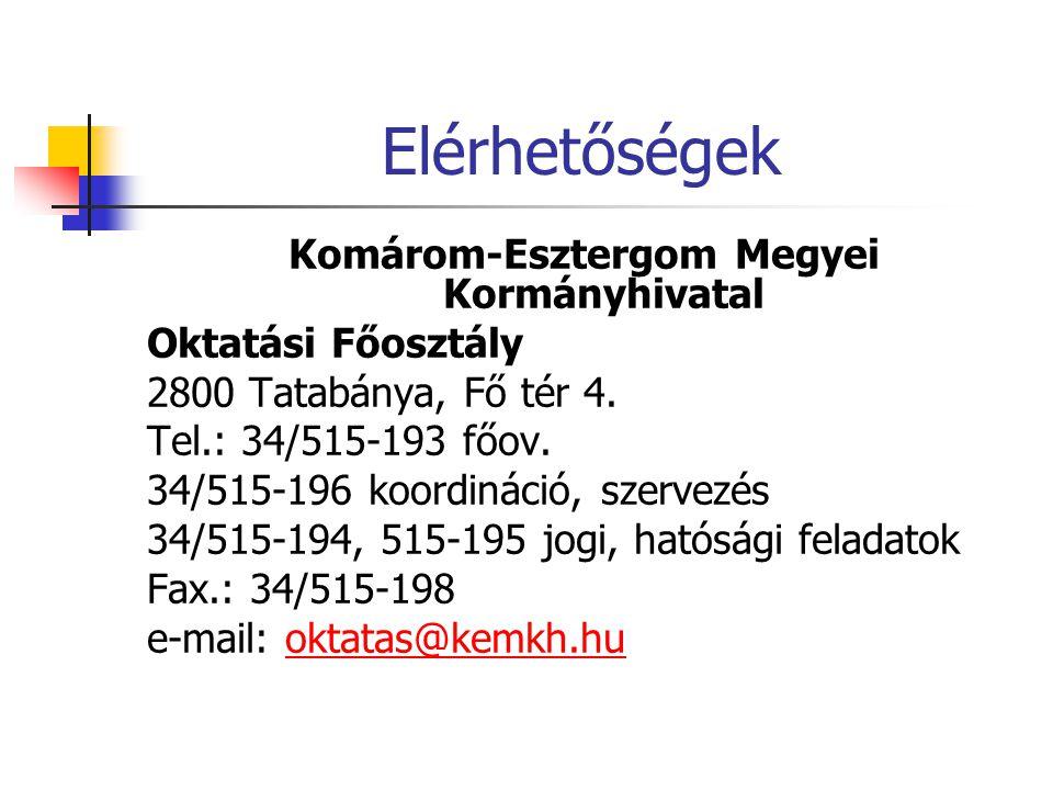 Komárom-Esztergom Megyei Kormányhivatal