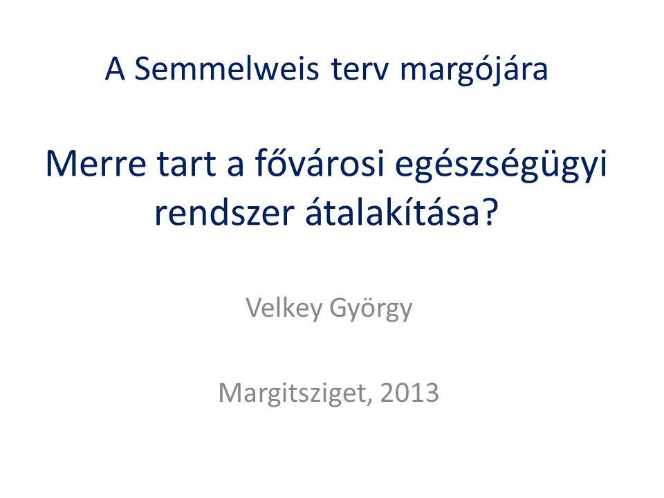 Velkey György Margitsziget, 2013