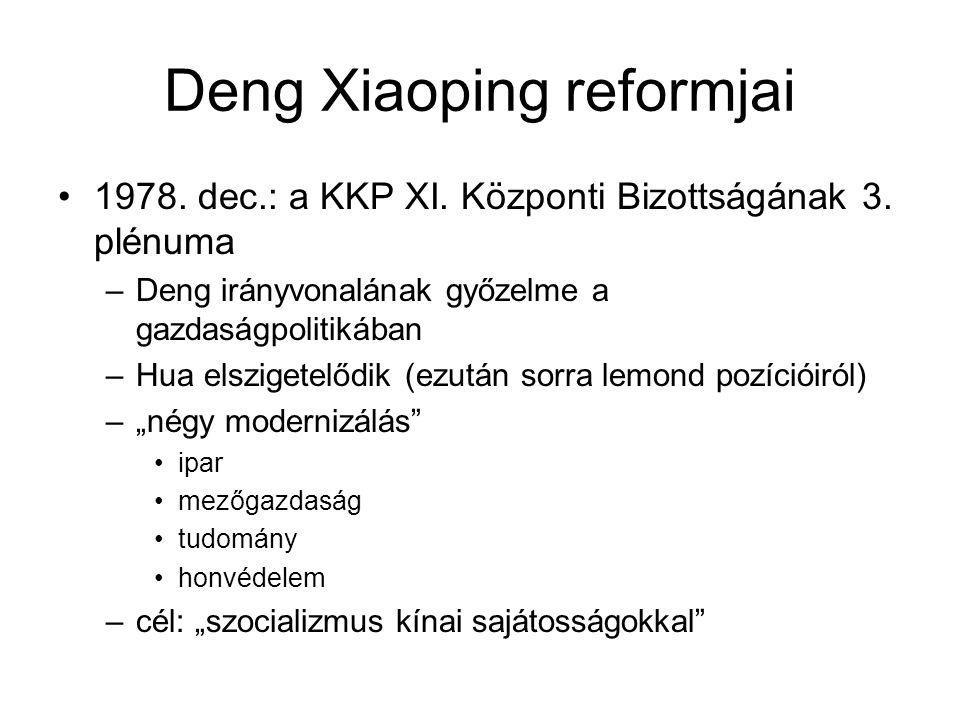 Deng Xiaoping reformjai