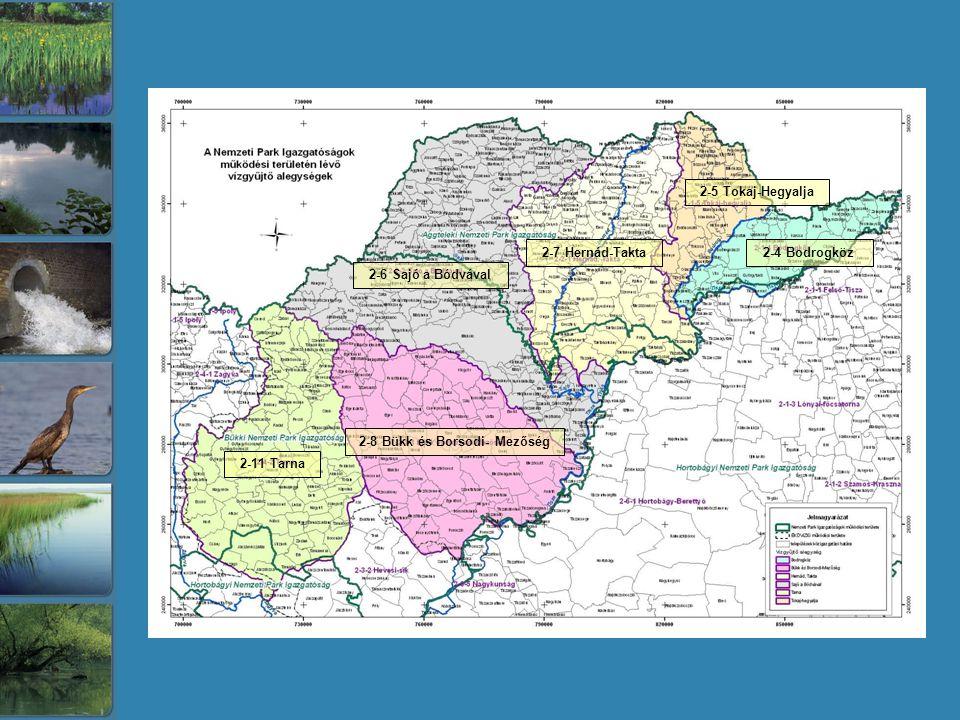 2-8 Bükk és Borsodi- Mezőség