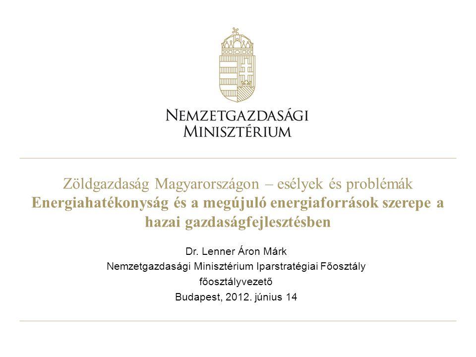 Nemzetgazdasági Minisztérium Iparstratégiai Főosztály