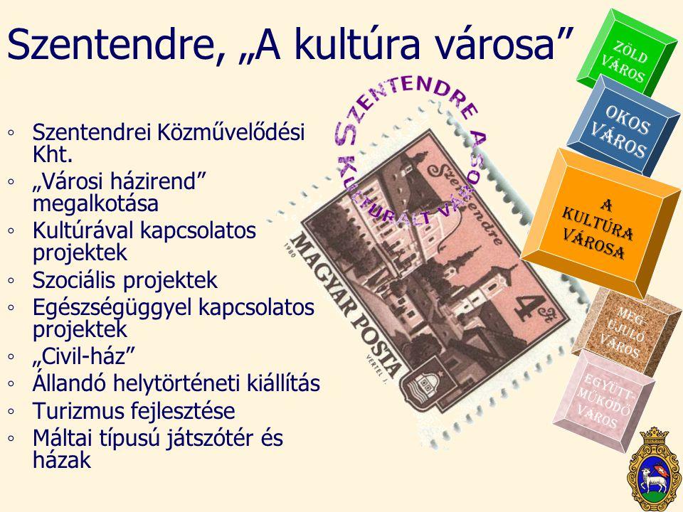"""Szentendre, """"A kultúra városa"""