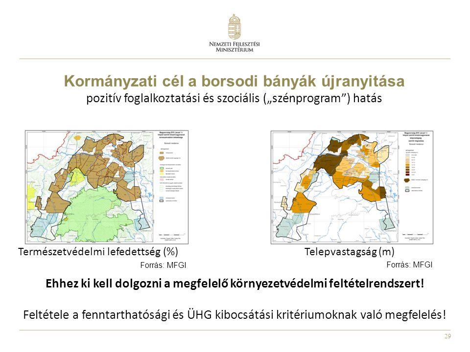 Kormányzati cél a borsodi bányák újranyitása