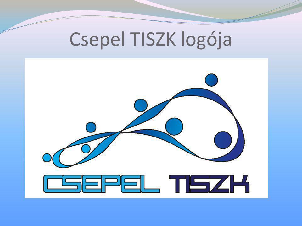 Csepel TISZK logója