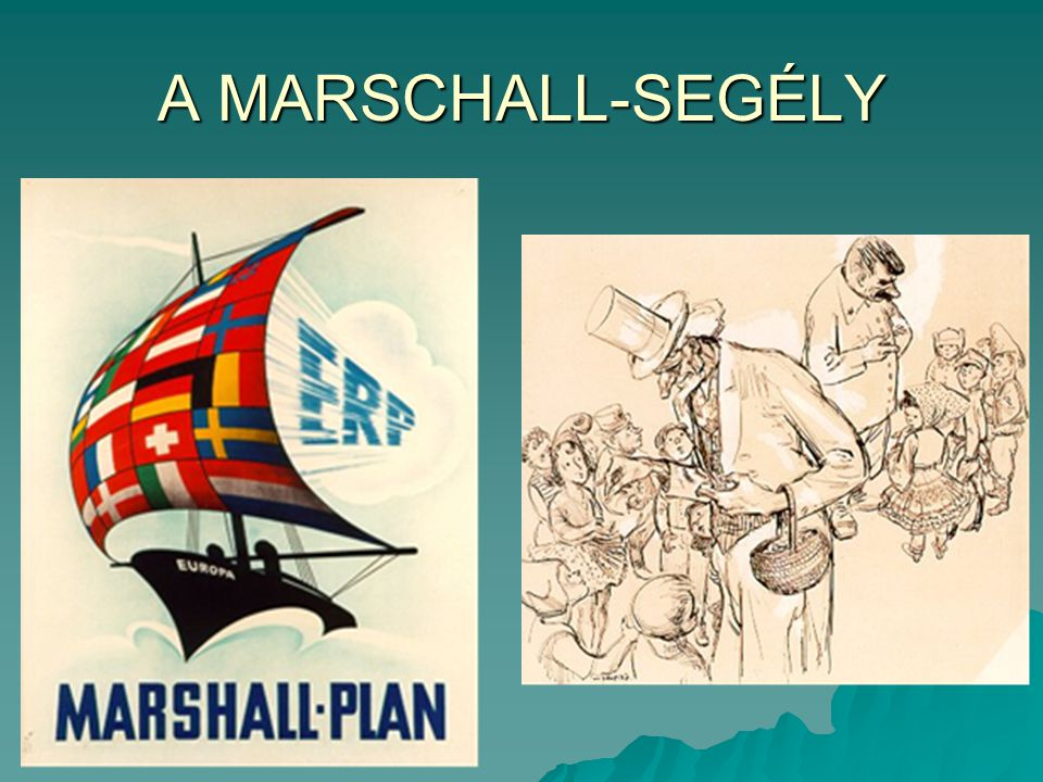 A MARSCHALL-SEGÉLY