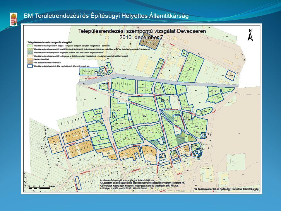 BM Területrendezési és Építésügyi Helyettes Államtitkárság