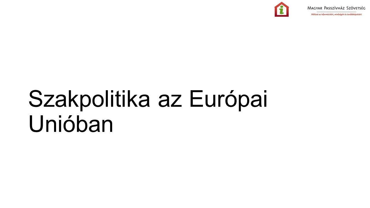 Szakpolitika az Európai Unióban