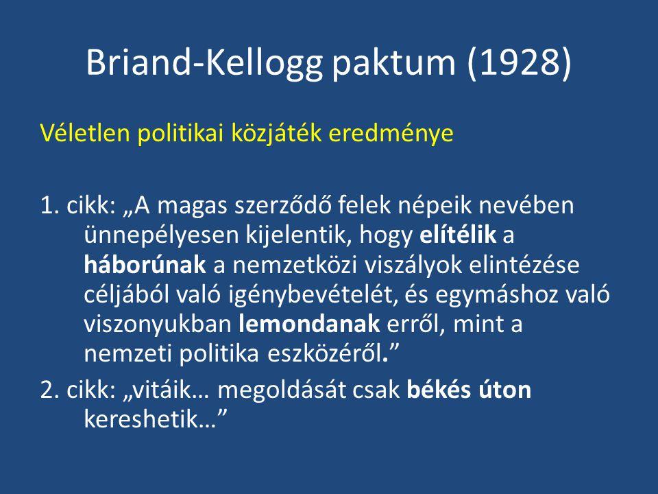 Briand-Kellogg paktum (1928)