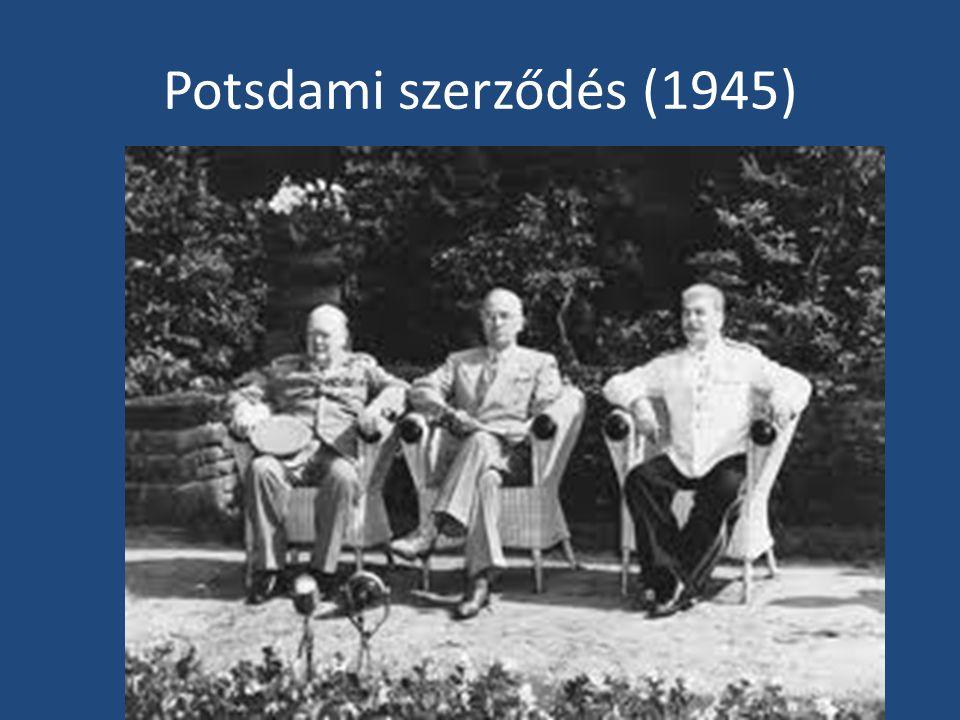 Potsdami szerződés (1945)