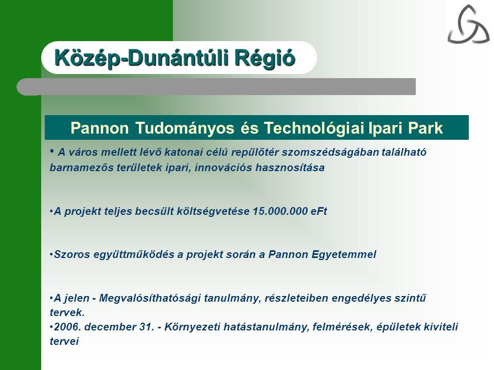 Pannon Tudományos és Technológiai Ipari Park