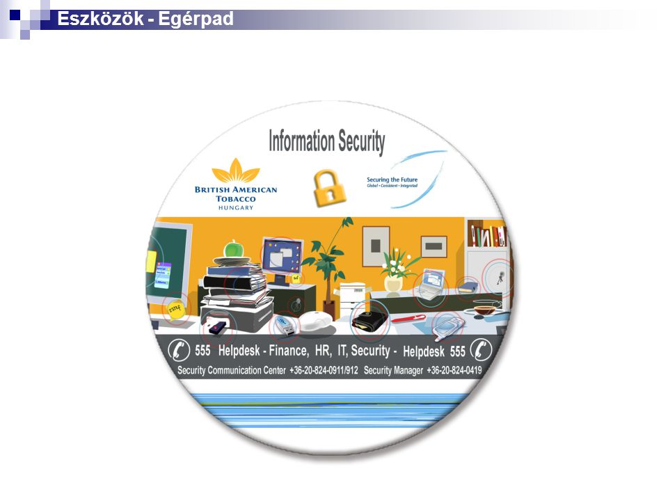 Eszközök - Egérpad Helpdesk service Service Helpdesk Helpdesk
