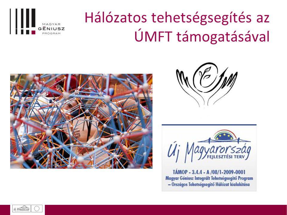 Hálózatos tehetségsegítés az ÚMFT támogatásával