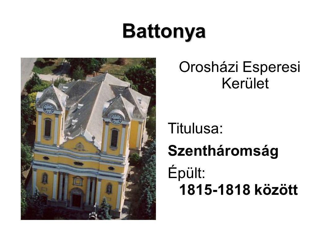 Orosházi Esperesi Kerület