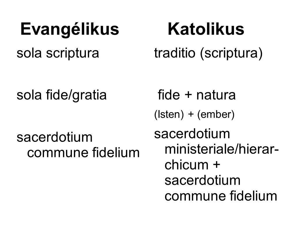 Evangélikus Katolikus