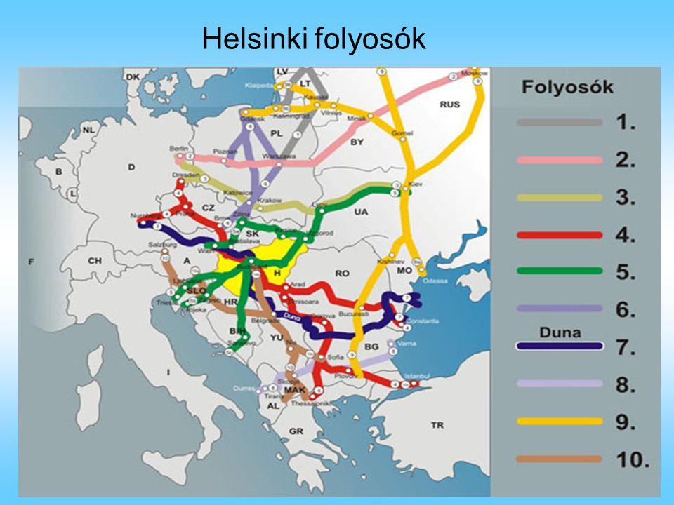 Helsinki folyosók