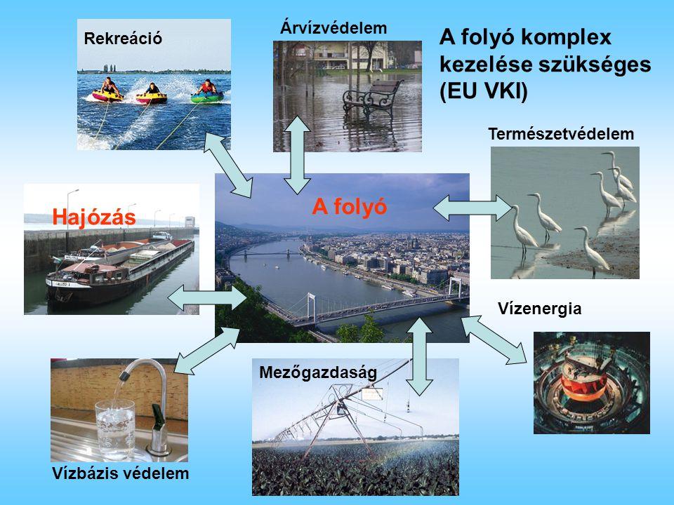 A folyó komplex kezelése szükséges (EU VKI)