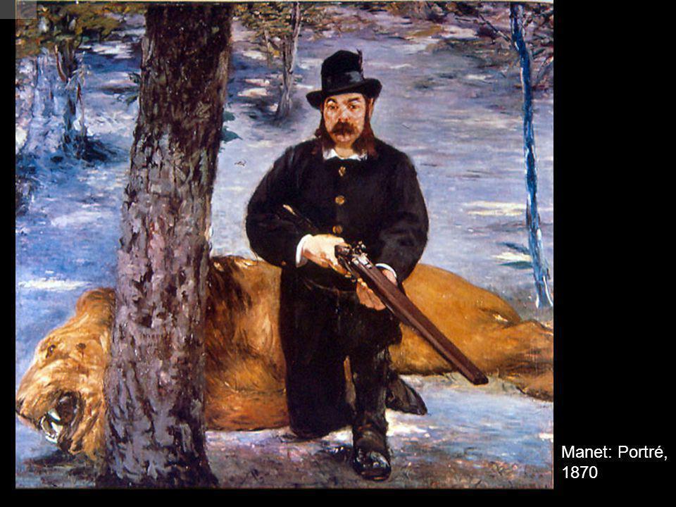 Manet: Portré, 1870 t:1870