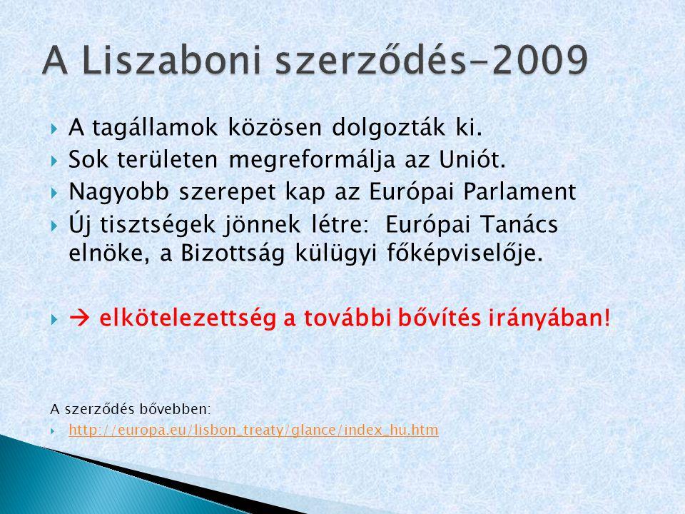 A Liszaboni szerződés-2009