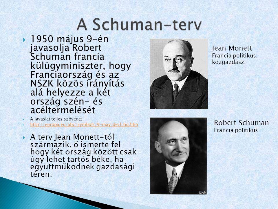 A Schuman-terv