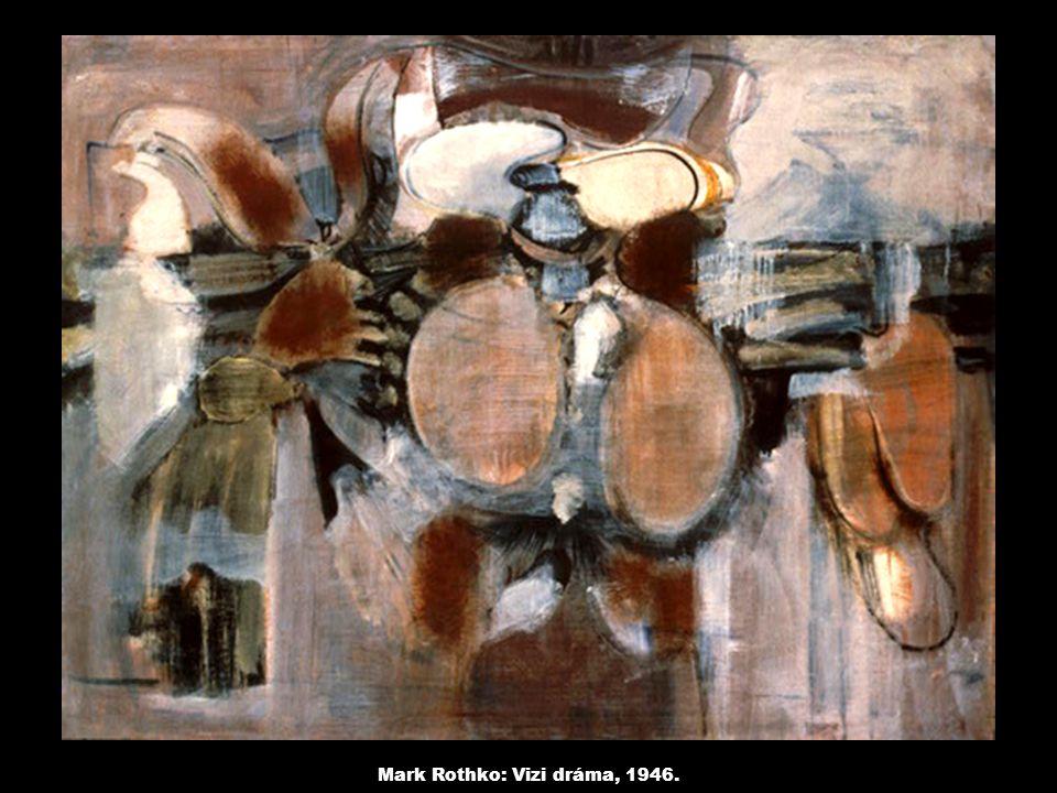 Mark Rothko: Vizi dráma, 1946.