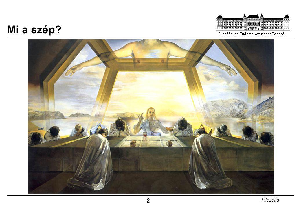 Mi a szép Dalí: Az utolsó vacsora szentsége 2