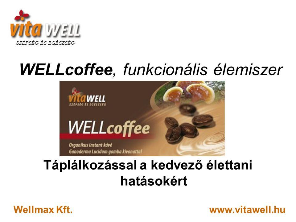 WELLcoffee, funkcionális élemiszer