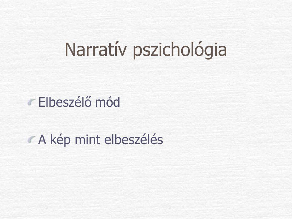 Narratív pszichológia