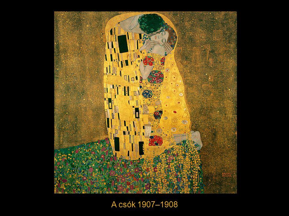 A csók 1907–1908