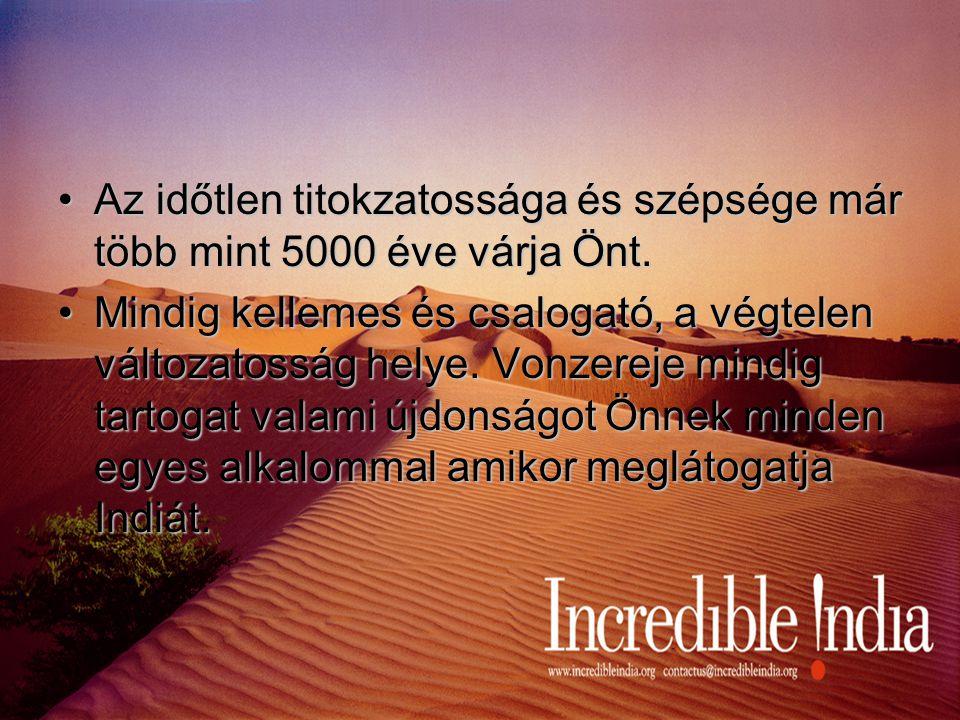 Az időtlen titokzatossága és szépsége már több mint 5000 éve várja Önt.