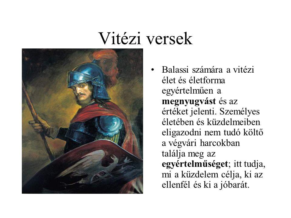 Vitézi versek