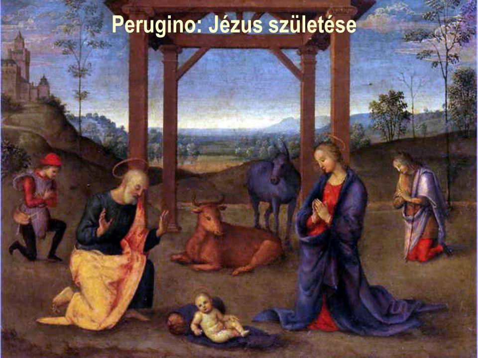 Perugino: Jézus születése